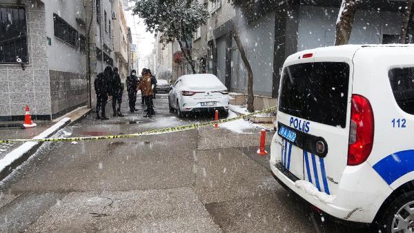 Bursa'da gazeteciye silahlı saldırı