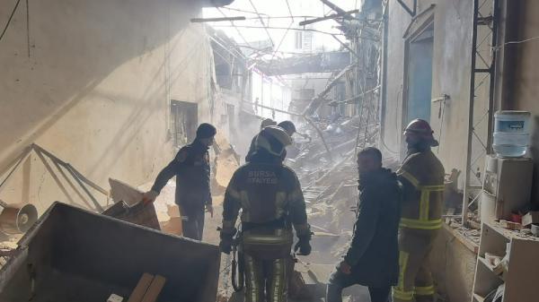 Bursa'da fabrikada patlama: Ölü ve yaralılar var…