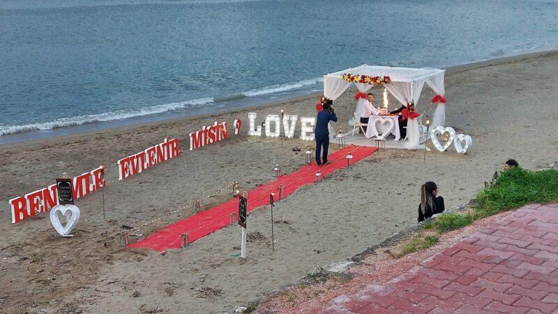 Bursa'nın en romantik sahili nerede?