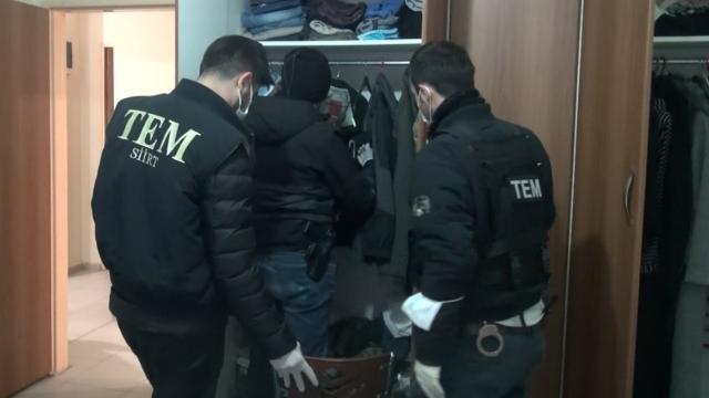 5 ilde FETÖ operasyonu: 14 gözaltı