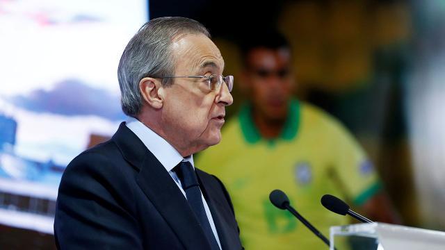 Avrupa Süper Ligi Başkanı Perez: UEFA'nın kuklası değiliz!