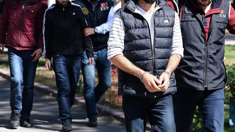 Bursa merkezli FETÖ operasyonu: 16 gözaltı