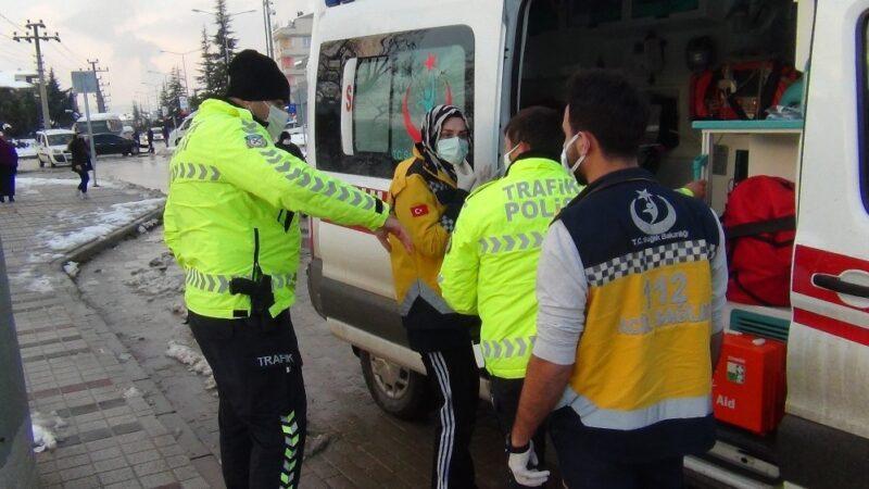 Bursalı polisler ölümden döndü!