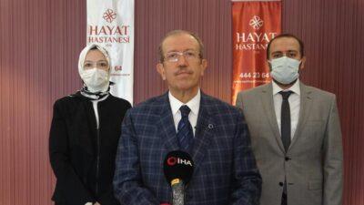 Bursa'nın köklü kuruluşu 43 yaşında! Hayat Sağlık Grubu…