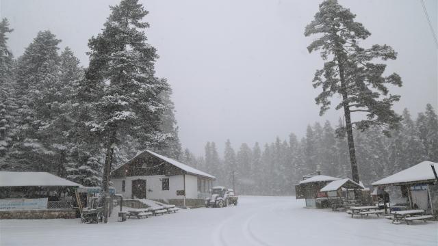 12 il için yoğun kar uyarısı