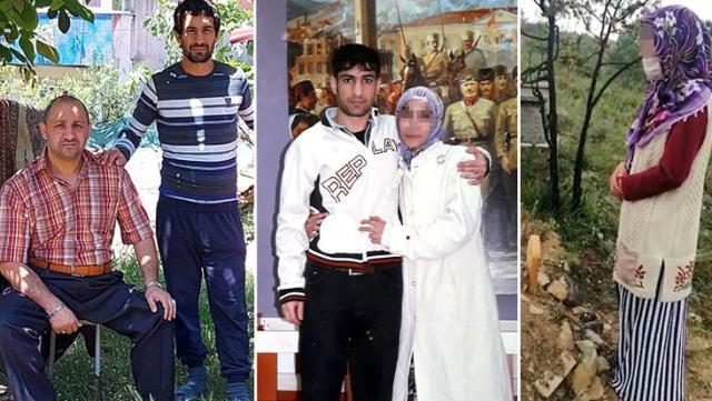 Kaynıyla ilişkiye girip kocasını öldürten kadın, mezar başındaki videosunu yalanladı