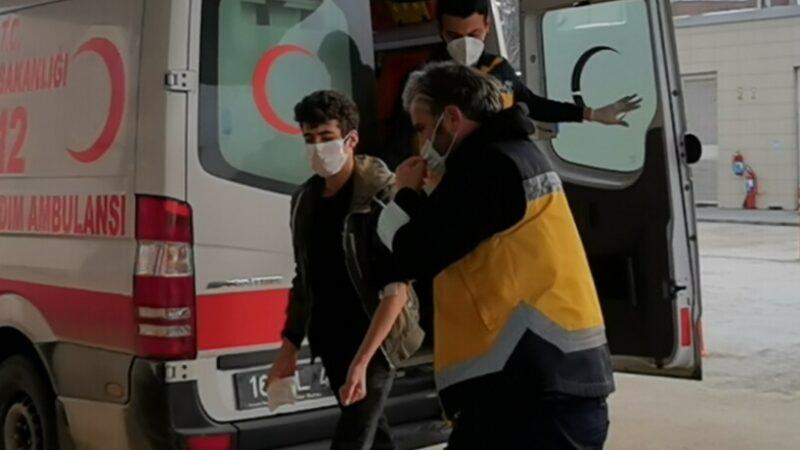 Bursa'da acı veren olay!