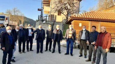 Bursa'daki 14 köyden flaş başvuru!