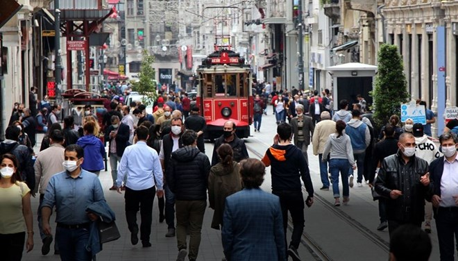 Türk halkı ne kadar mutlu? İşte araştırmanın sonucu…