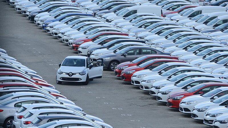 Ocakta 75 ülkeye binek otomobil ihracatı