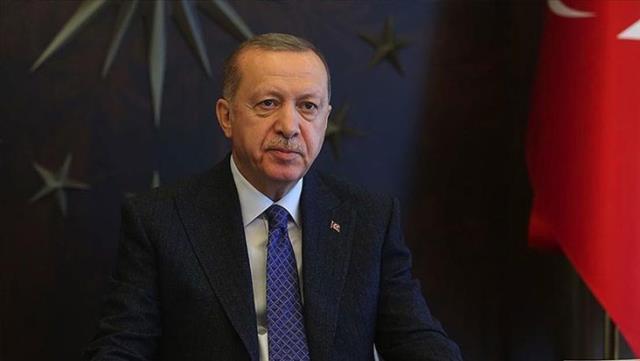 Cumhurbaşkanı Erdoğan'dan başsağlığı mesajı…