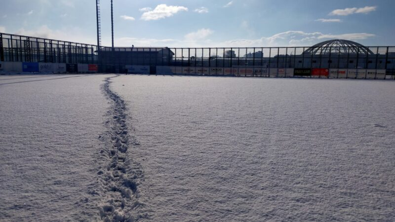 3.Lig'deki Bursa ekibine kar engeli! Maç oynanacak mı?
