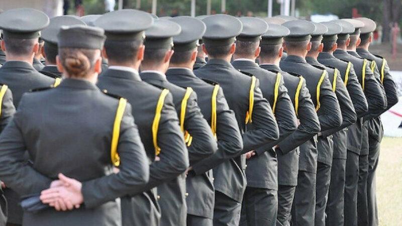 Sözleşmeli subay alımı…
