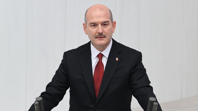 Bakan Soylu'dan 'Özlem Zengin' açıklaması
