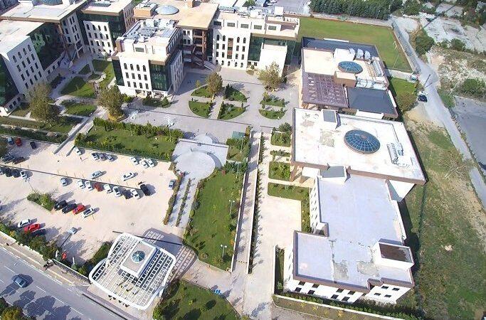 Bursa'da engelli dostu üniversite…