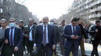 Ermenistan Genelkurmay Başkanlığı'ndan Paşinyan açıklaması