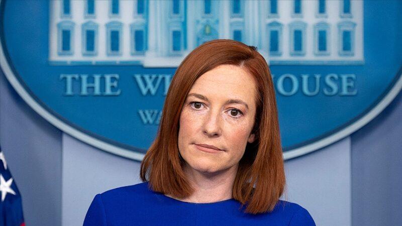 Beyaz Saray Sözcüsü'nü terleten Kaşıkçı sorusu