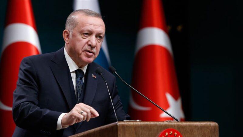 Cumhurbaşkanı Erdoğan: Üzülerek ifade etmek isterim ki çoraklaşma sürecini yaşıyoruz