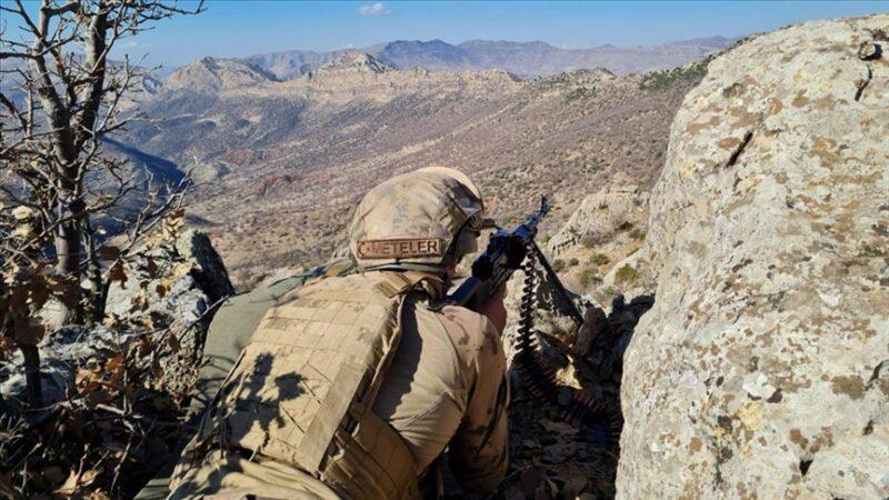 PKK'ya 'Eren Operasyonları' darbesi