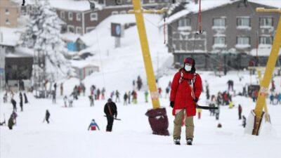 Kış turizminin zirvesi: Uludağ
