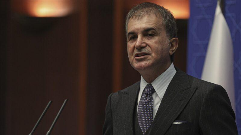 AK Parti Sözcüsü Çelik'ten çok sert açıklama