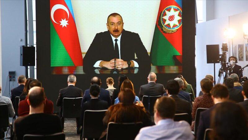 Aliyev: Azerbaycan'da Türk ordusunun küçük modelini oluşturacağız