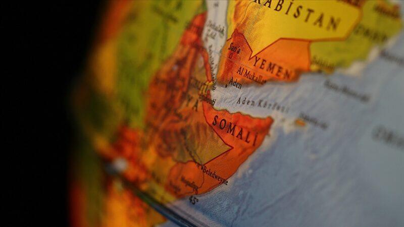 Somali'de patlama