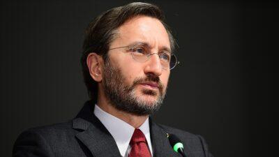 Fahrettin Altun: Hocalı katliamının hesabını hukuk önünde soracağız