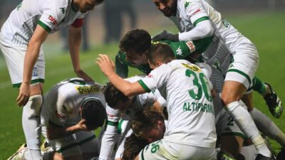Bursaspor 12 eksikle Giresun'da 3 puan arıyor…