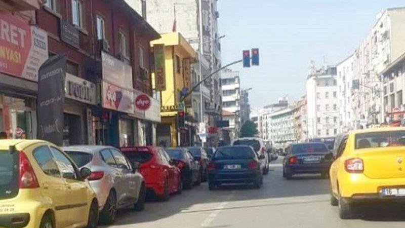 Bursa'da isyan ettiren görüntü!
