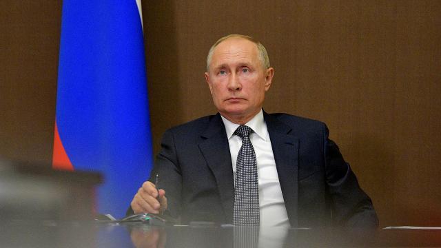 Putin, parlamento seçimi için konuştu