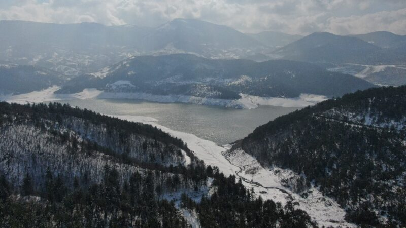 Bursa'da yağışlar sevindirdi, barajlar doluyor