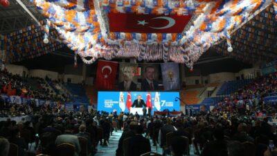 AK Parti Bursa Kongre'si yapıldı…