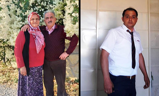 Eşi, şizofren oğlu tarafından öldürülen koca: Bir tarafta oğlum, bir tarafta karım
