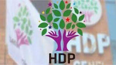 Kapatma davasının ardından HDP MYK Meclis'te toplandı