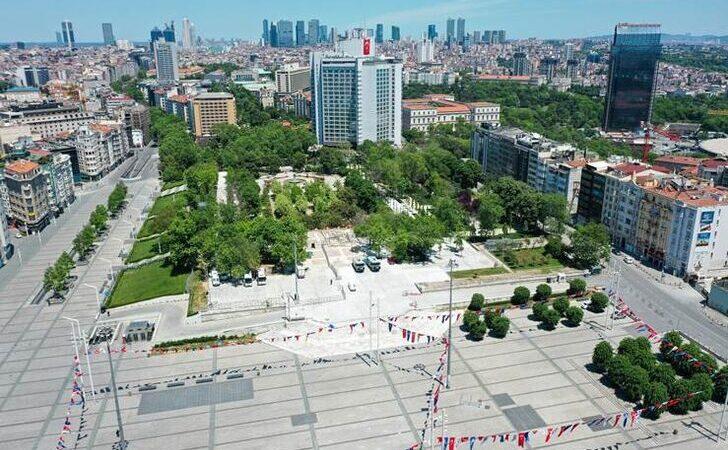 Gezi Parkı'nın devriyle ilgili yeni açıklama