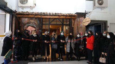 İnesmek Butik törenle açıldı