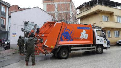 İnegöl Belediyesi'nden temizlikte büyük başarı