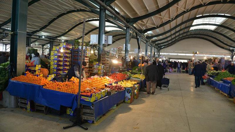 İnegöl'de semt pazarlarının günleri değişti