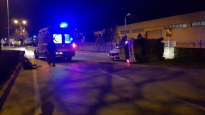 Bursa'da trafik kazası: Yaralılar var