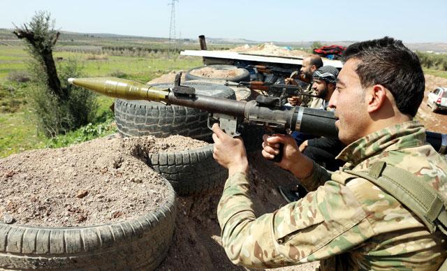Suriye'deki teröristlere TSK ve SMO göz açtırmıyor