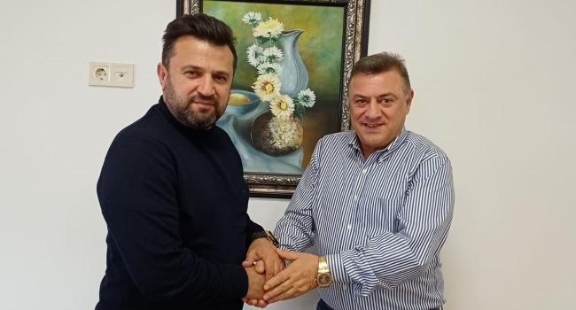 Çaykur Rizespor'da yeni teknik direktör belli oldu