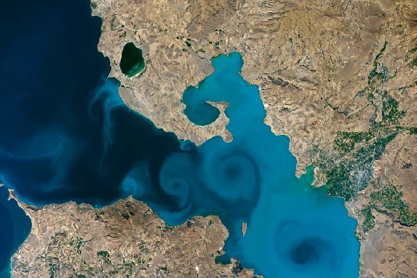 NASA'dan Türkiye paylaşımı: 28 rakibini eledi