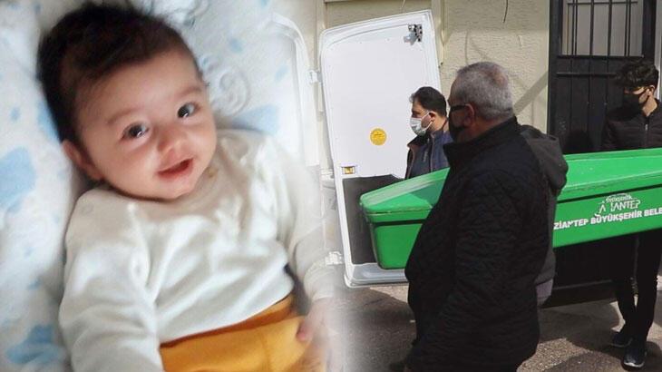 Pusetten düşen Eymen bebek, hayatını kaybetti