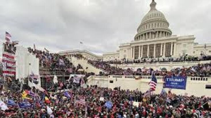 Şok iddia! Kongre Baskınında Pentagon ulusal muhafızı bekletti