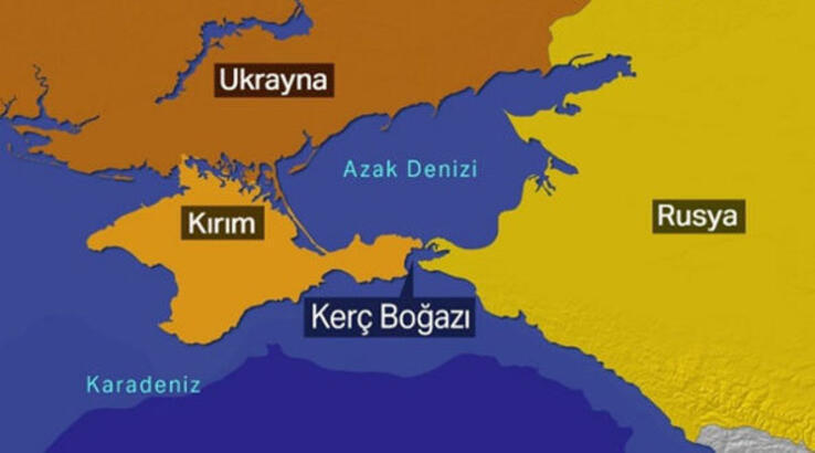 Almanya'dan Rusya'ya 'Kırım'ı Ukrayna'ya iade et' çağrısı