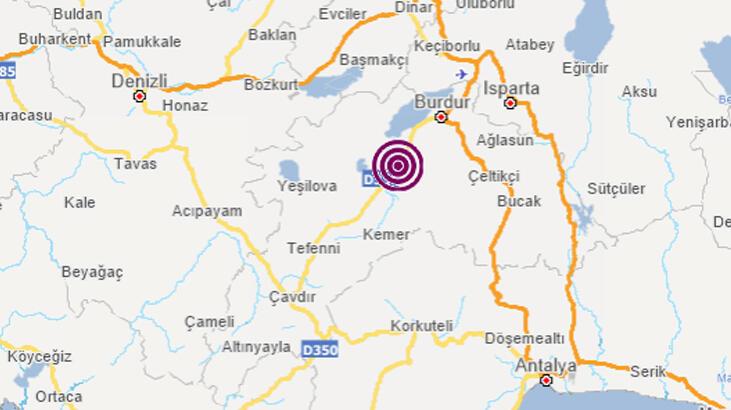 Son dakika deprem! AFAD ve Kandilli Rasathanesi'nden açıklama geldi