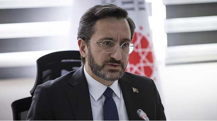 İletişim Başkanı Altun'dan HDP'nin kapatılması davası için açıklama