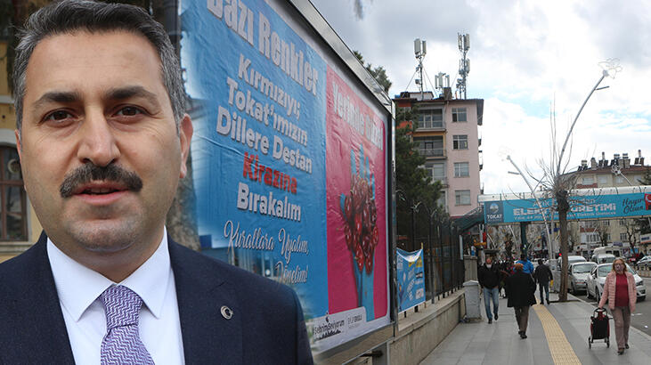 Kırmızı kategorideki şehirde, mavi kampanyası!