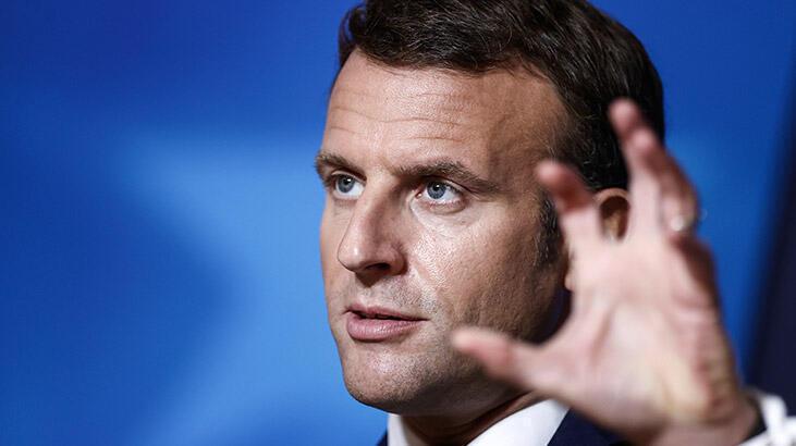 Macron: İran, nükleer durumu kötüleştirmeye son vermeli